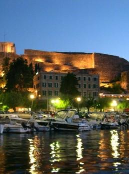 Corfu's New Fortress
