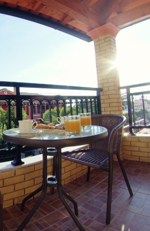 Maistralis Balcony View